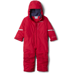 Columbia Buga II Suit Toddler, pomegranate